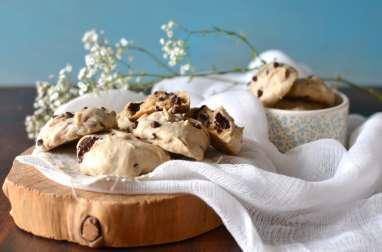 Biscuits végétaux chocolat-banane