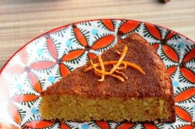 Gâteau de clémentines parfumé au 5-épices