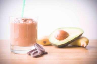 Smoothie Avocat Chocolat