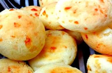 Chipá (petits pains guaraní)