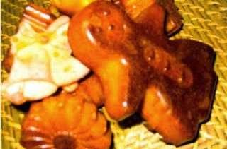 Brioches à la courge, épicées, à l'eau de fleurs d'oranger