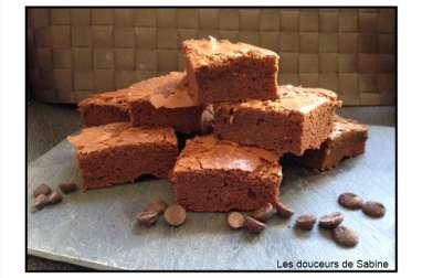 Brownies faciles et rapides