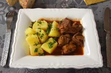 Boeuf en goulash
