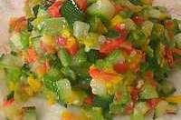 Utilisation du bicarbonate de soude en cuisine pour garder la couleur des légumes
