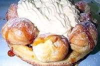 Crème Chiboust ou crème St Honoré