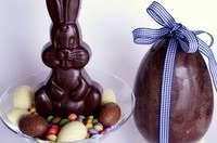 Les lapins en chocolat
