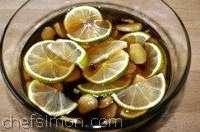 Sirop gingembre et citron vert