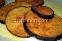 Aubergine frites