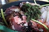 Cuisiner un jarret de porc