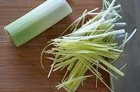 Tailles de légumes