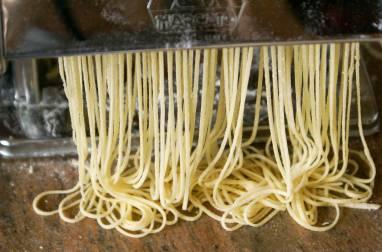 Tout le monde dit oui aux spaghetti