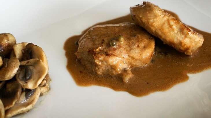 filet mignon au poivre - recette du filet mignon de porc ou de