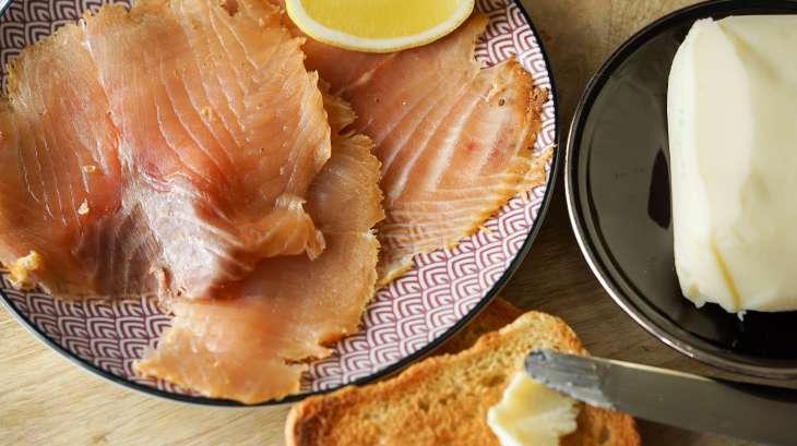 saumon fumé au bois de hêtre - recette de saumon fumé maison