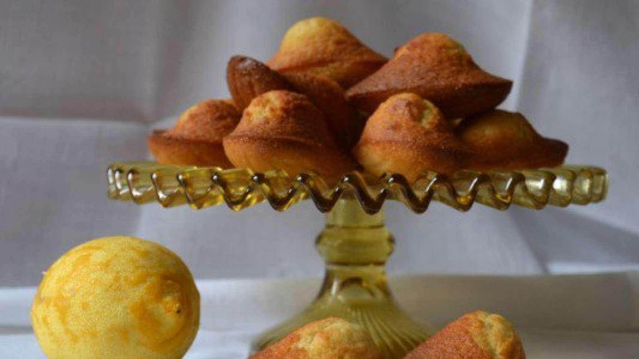 Les madeleines de Claire Heitzler