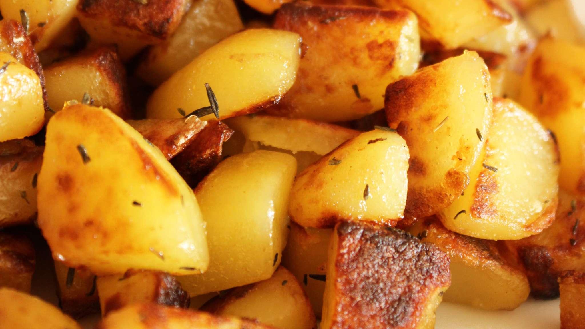 Pommes de terre sautées de ma grand-mère