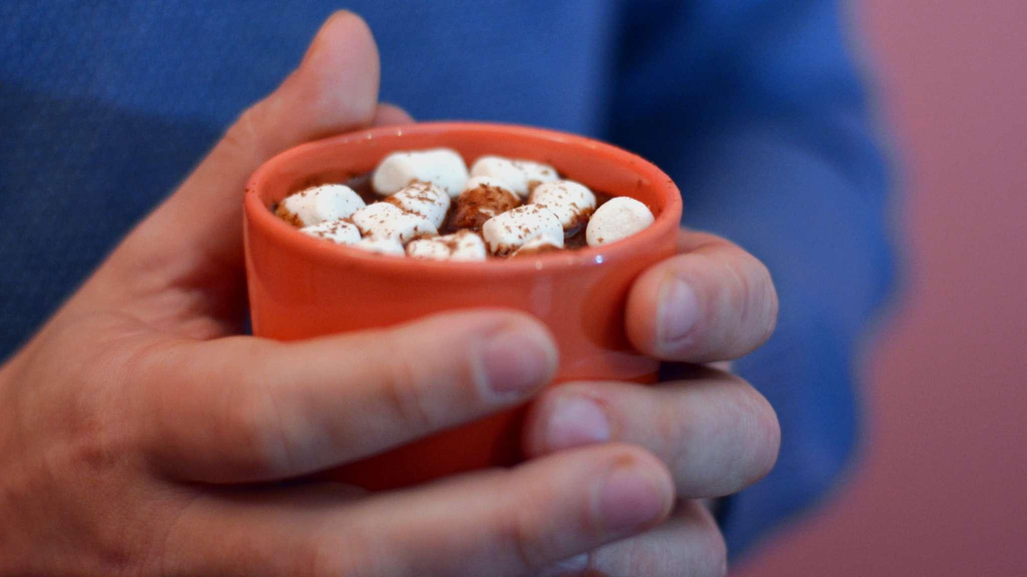 Chocolat chaud pimenté