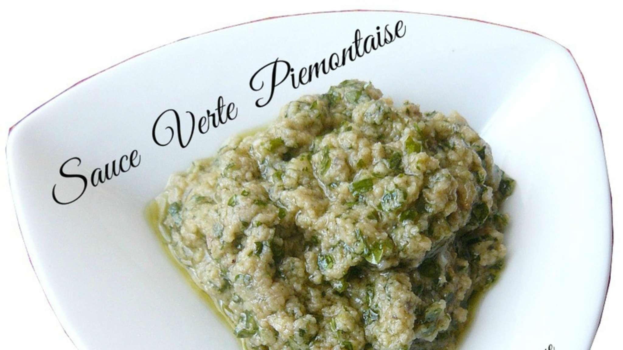 Sauce verte du Piémont