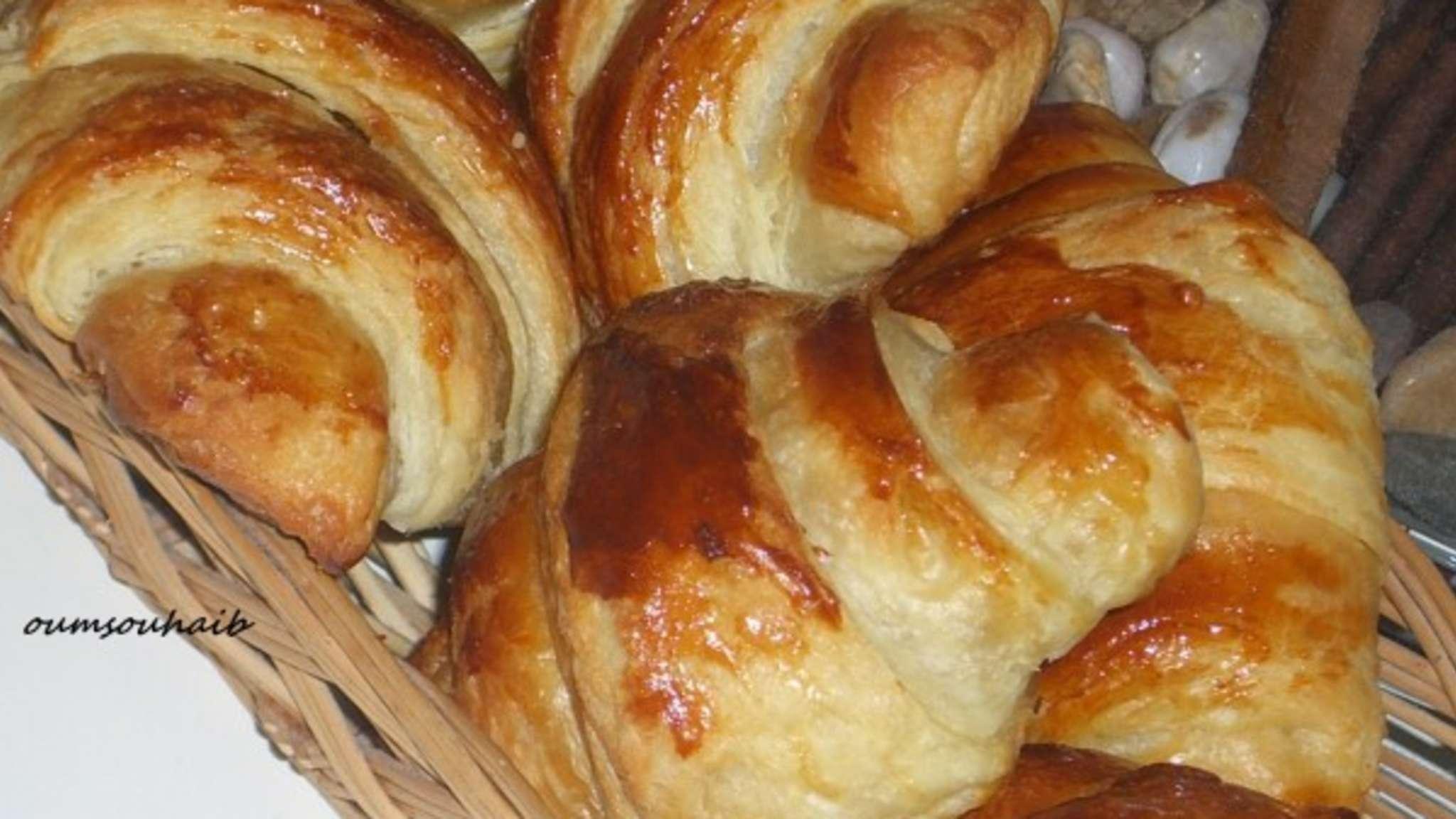 Croissant au beurre de Christophe Felder