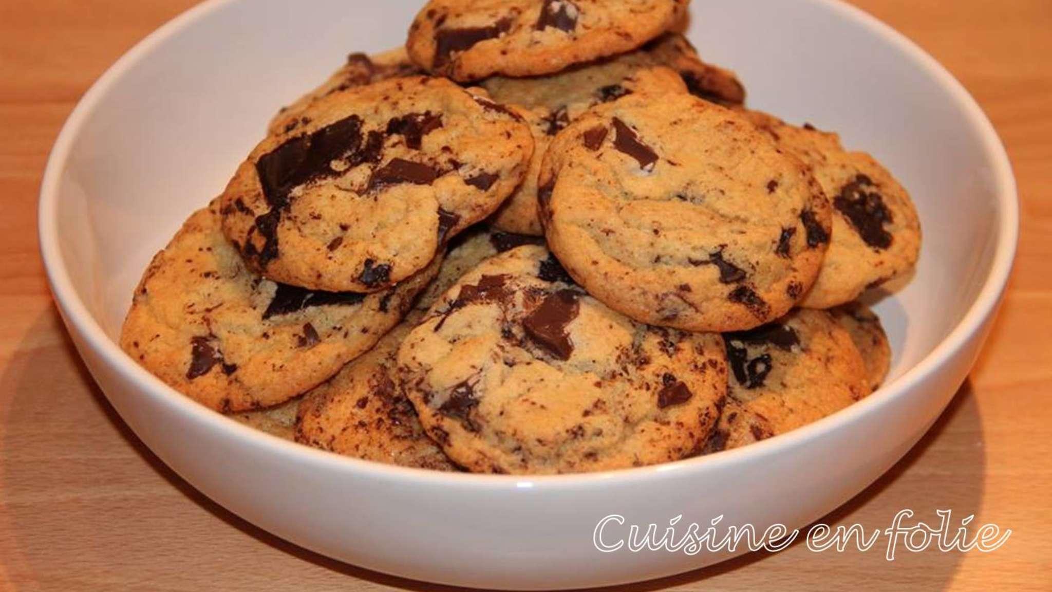 Les vrais cookies américains