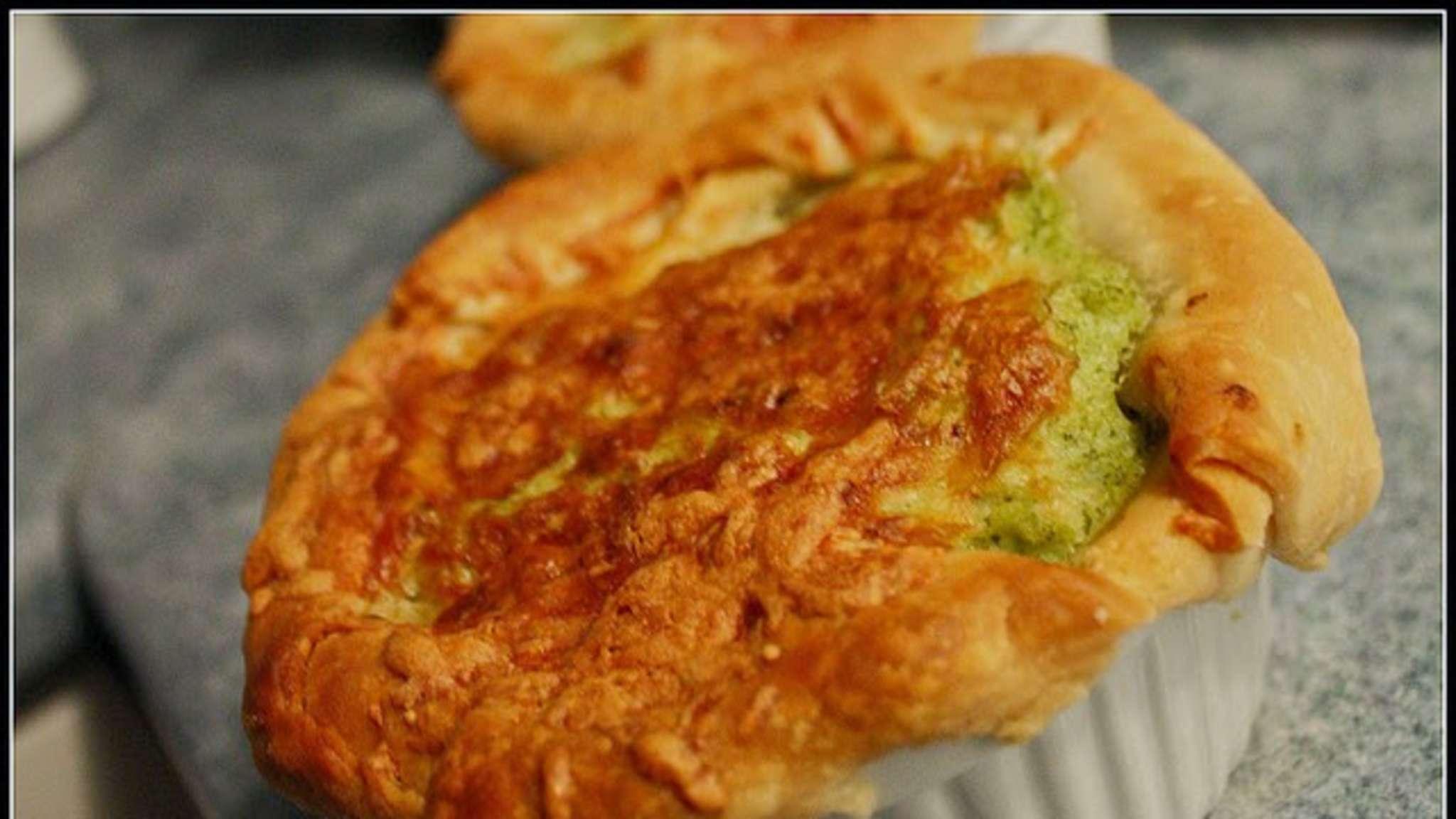 Flans aux brocolis sans gluten