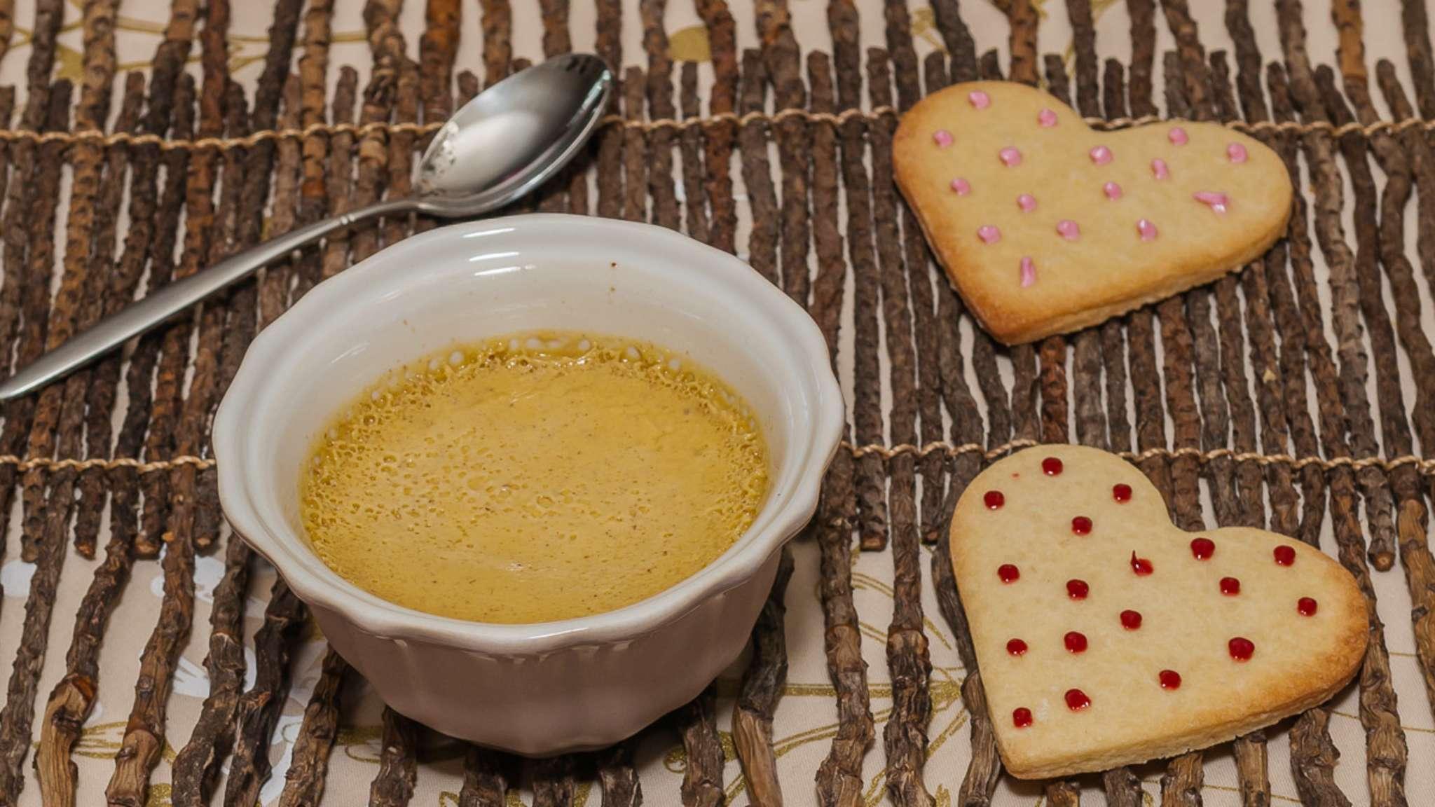 Crème citron cannelle