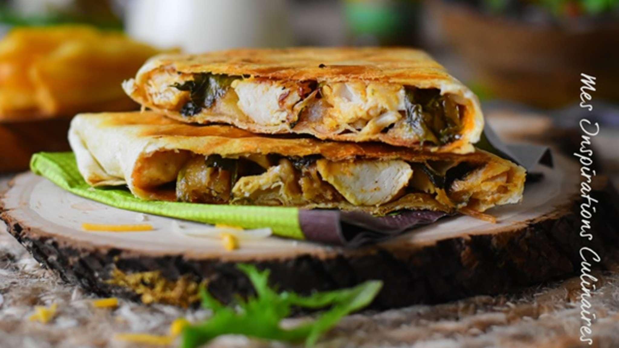 Tacos de poulet