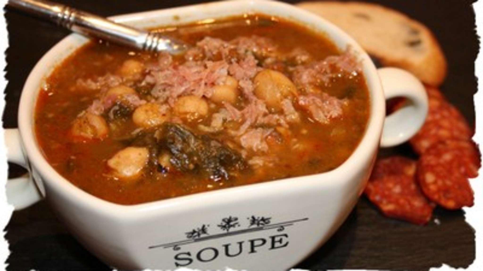 Soupe espagnole de Jamie Oliver