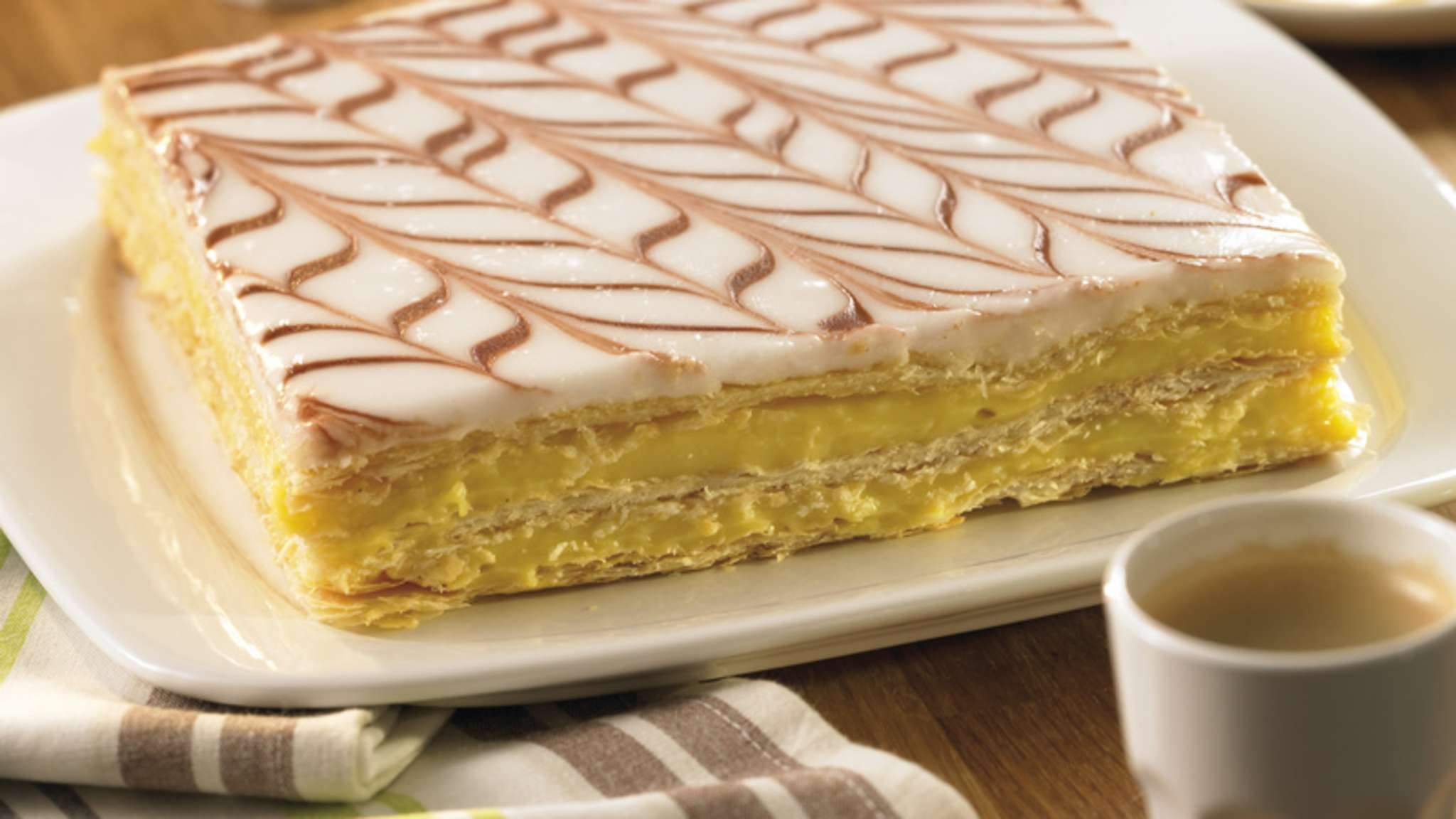 A chacun son millefeuille