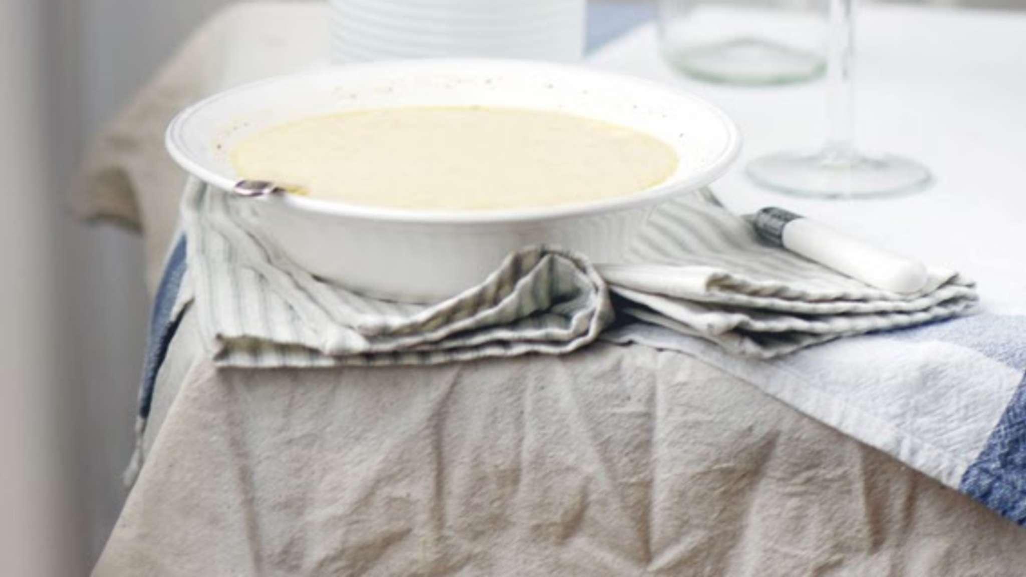 Soupe de houmous