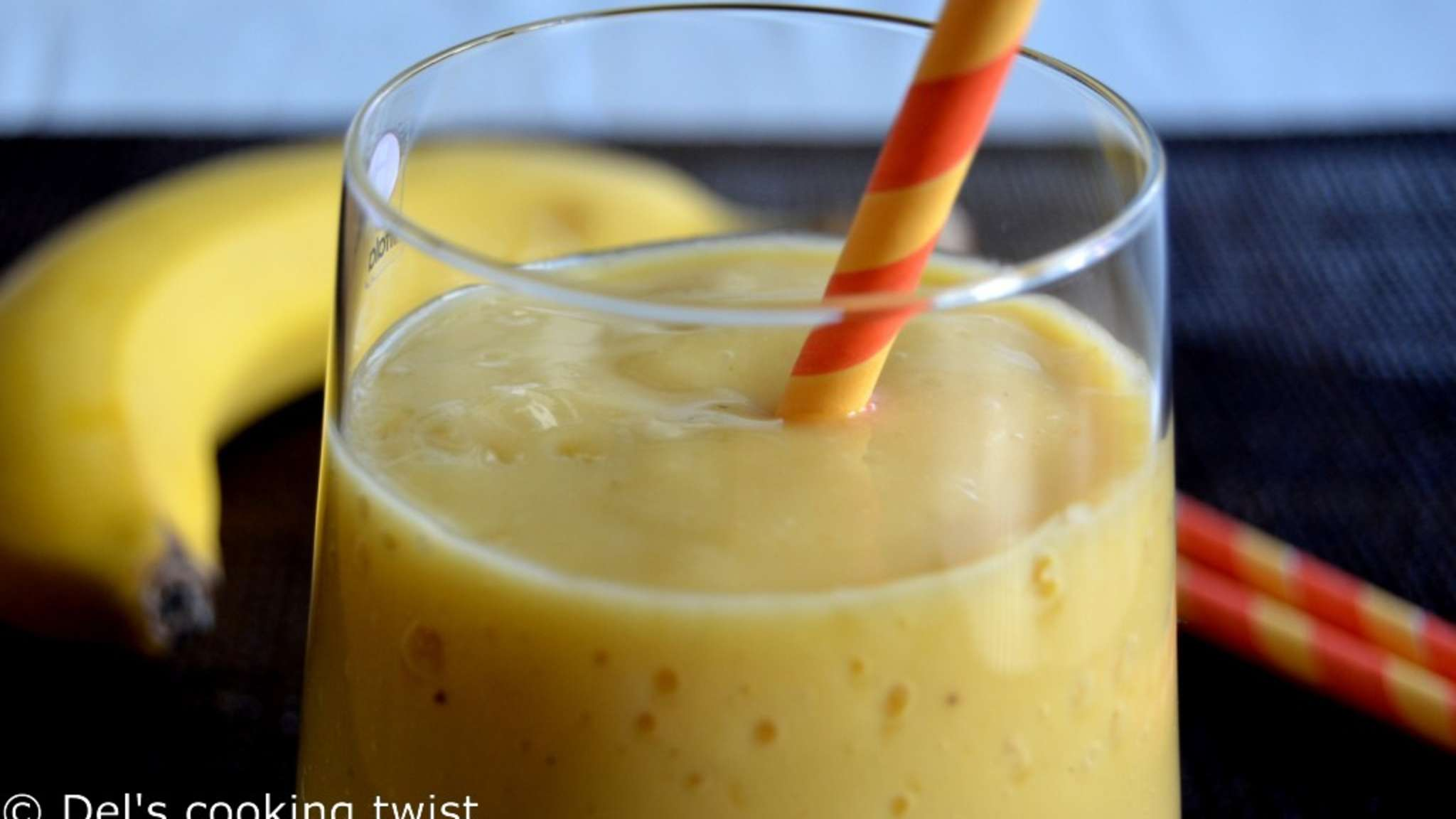 Smoothie à la mangue
