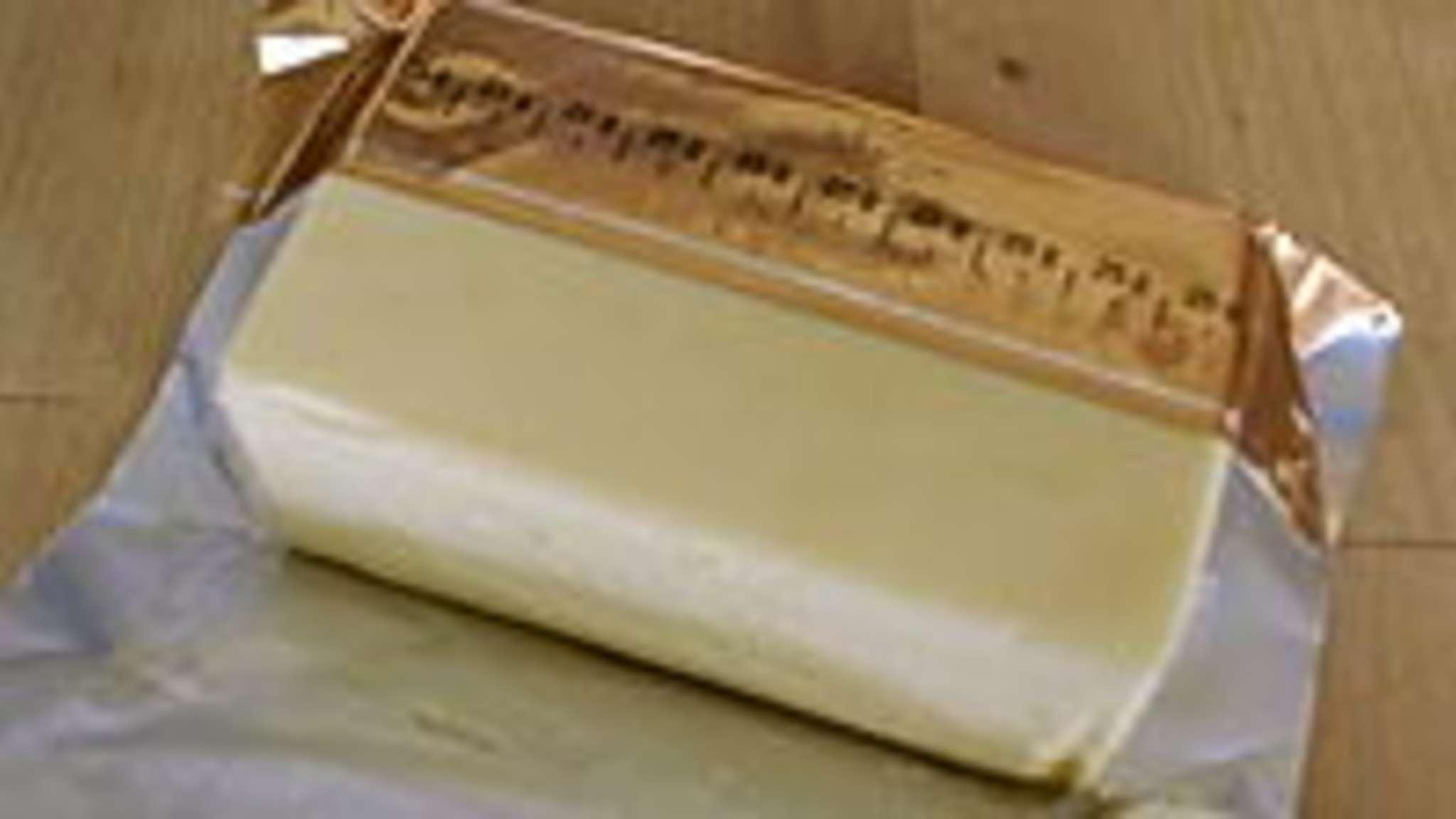 Margarine à feuilletage