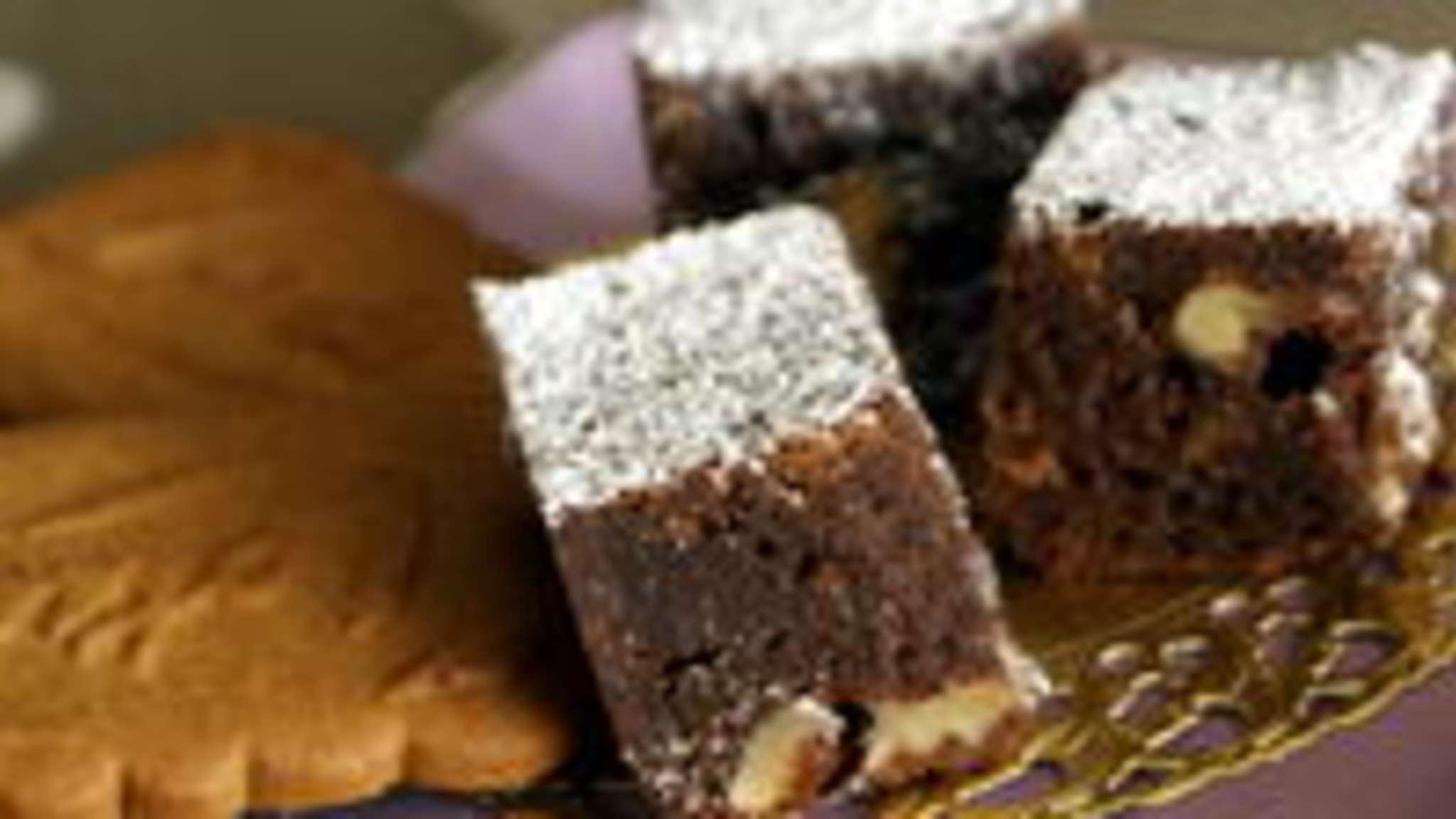 Brownie aux noix et aux spéculoos