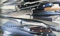 L'affûtage professionnel des couteaux de cuisine