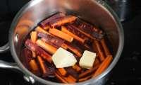 Techniques appliquées à la cuisson des légumes