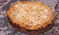 Szarlotka (gâteau aux pommes polonais)