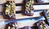 Mini-Financiers au Chocolat et Pistaches Torréfiées