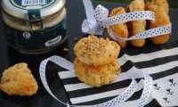 Cookies salés au Pâté Hénaff