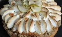 Brioche polonaise au pommes