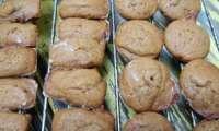 Petits gâteaux moelleux à la courge butternut