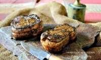 Plancha tournedos mariné au café, orange, gingembre et épices
