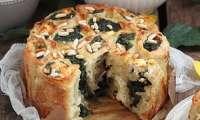 Börek à la pâte filo épinards et feta