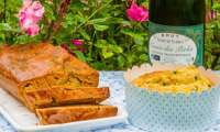 Cake thon tomate et courgettes