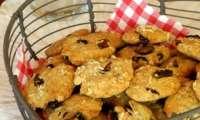 Mini cookies apéritifs aux épices