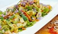 Ma salade « vitalité » aux 2 textures : fondante et croquante