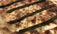 Quiche au Roquefort, Gouda et asperges