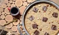 Cookie choco noisette à la poêle