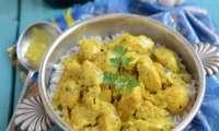 Poulet au curry à l'huile d'olive fruitée Tramier