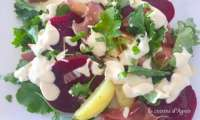 Salade de betterave au raifort