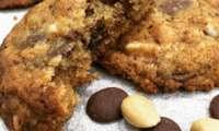 Cookies cappuccino de Stéphane Glacier
