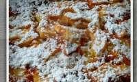 Gâteau aux pommes crémeux